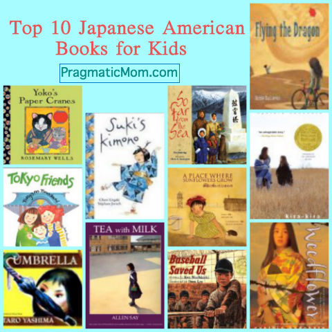 Japanese American books for kids, multicultural books for kids, WWII books for kids, Japanese books for children, Japan books, books for kids Japan