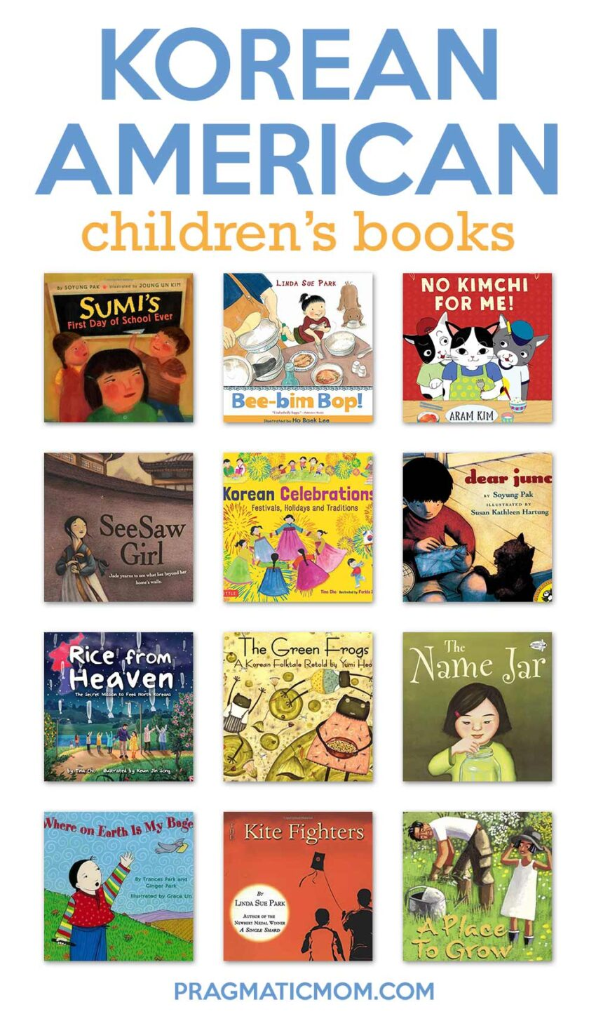 Korean American Children's Books