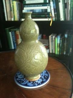 Teach Me Tuesday Korean A Single Shard Linda Sue Park PragmaticMom Pragmatic Mom Celadon Asian Pottery