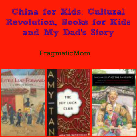 China for Kids: Cultural Revolution, Books for Kids and More