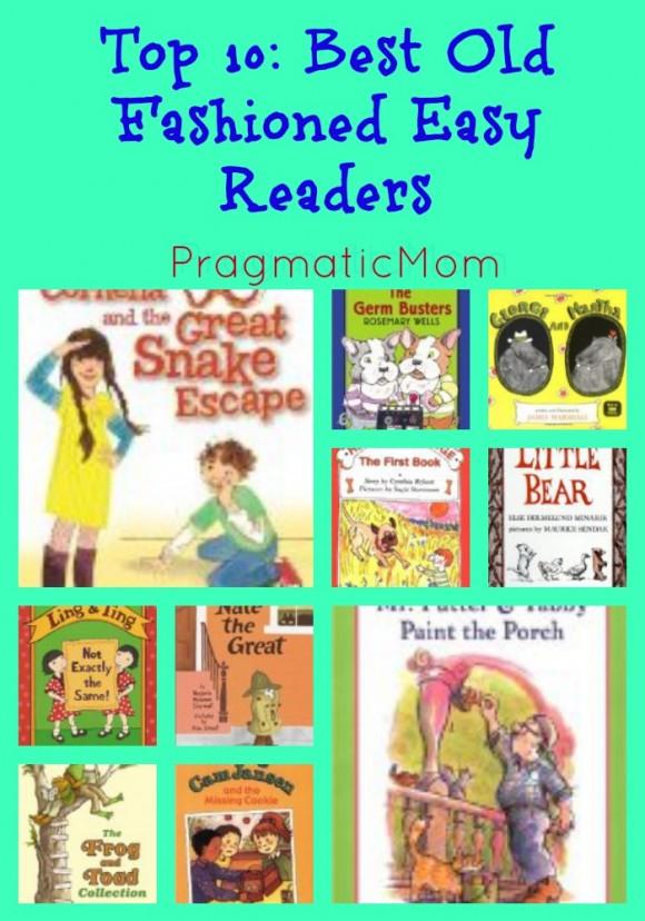 Best vintage easy readers, best early readers