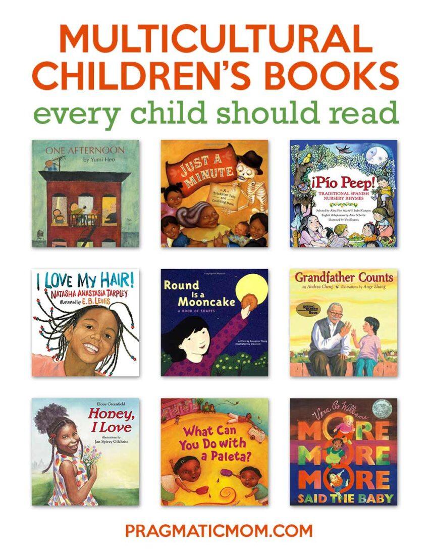Best Multicultural Children's Books