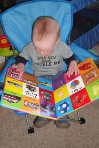 Caught in the act of reading pragmaticmom pragmatic mom