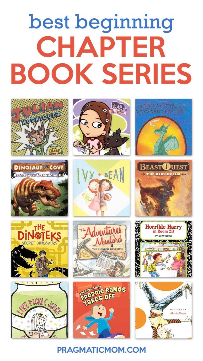 Best Beginning Chapter Book Series