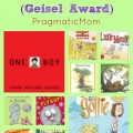 Geisel awards, best easy readers, best early readers