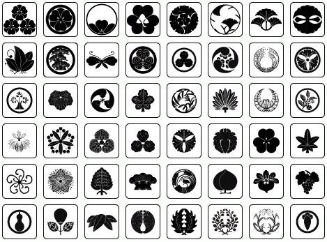 Japanese Crest, shogun, daimyo, Japanese american books for kids