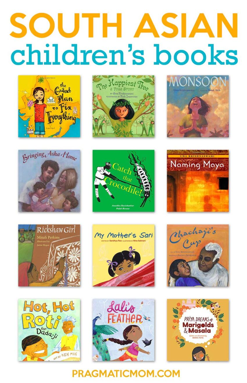 South Asian Books for Kids