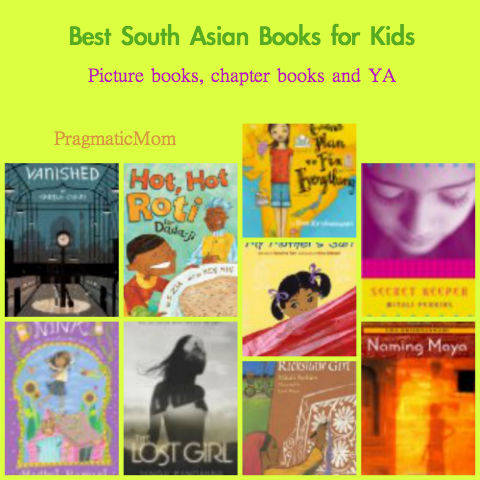 best south asian books for kids
