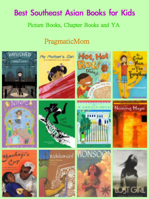 best southeast asian books for kids, best indian american books for kids,