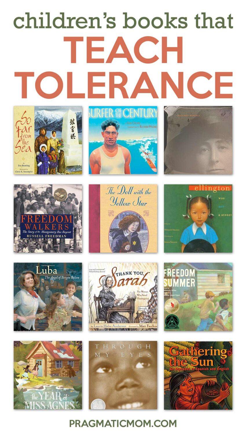 Best Books for Kids That Teach Tolerance