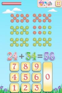 Math Girl addition house PragmaticMom fun math fact apps for girls best math apps