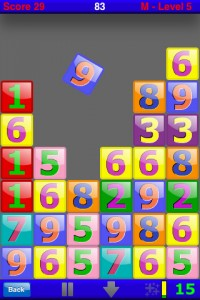 digitz stacking fun math app for single target number pragmatic mom pragmatic iphone ipad ipod