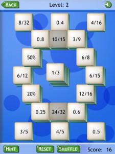 math match up best fun math app iPhone iPad iPod elementary middle school math fact drill android pragmaticmom PragmaticMom Common  core standards everyday math curriculum