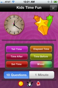 telling time kids fun time pragmaticmom best app iphone ipad ipod for teaching analog telling time