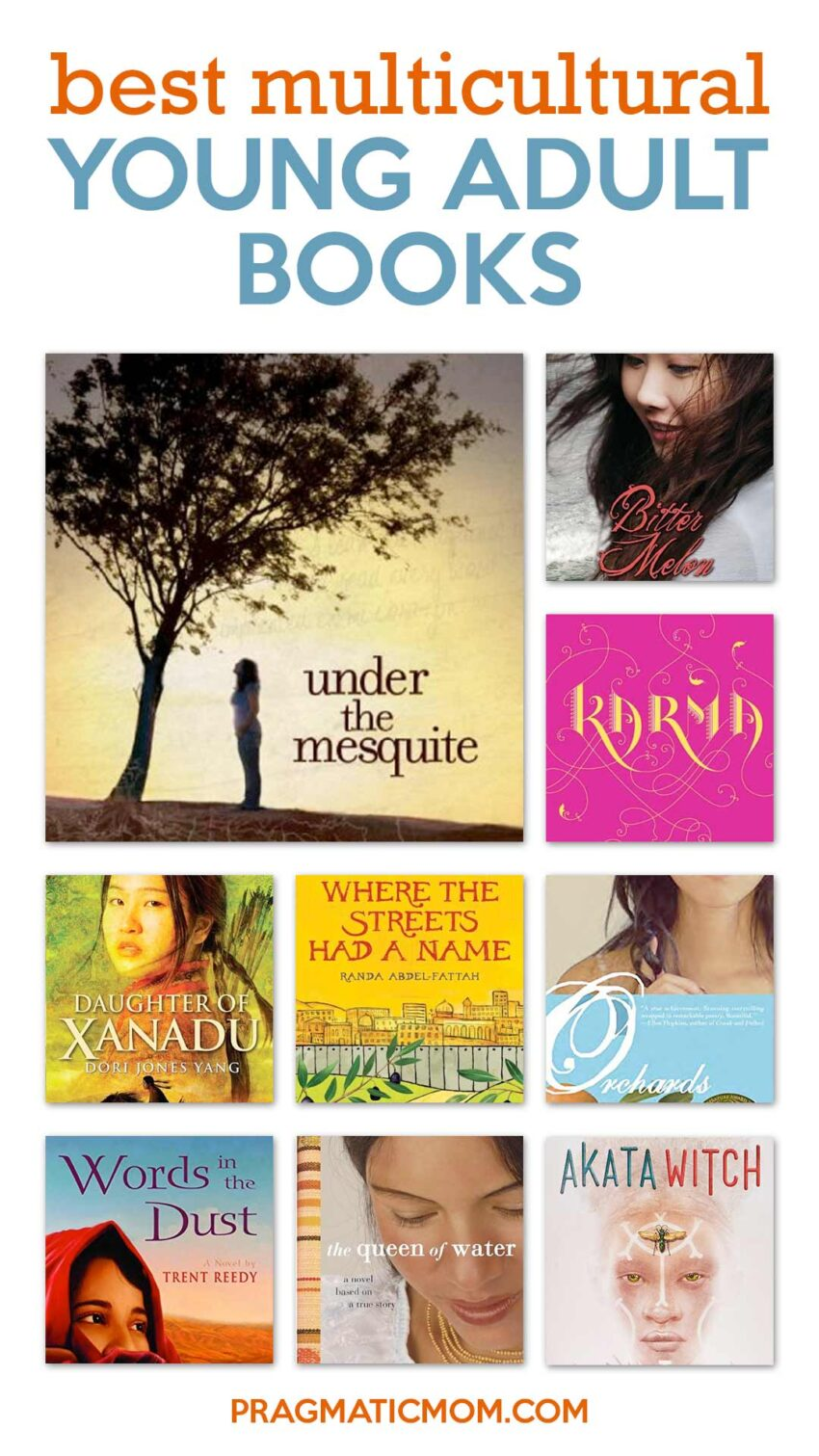 Best Multicultural Young Adult Books