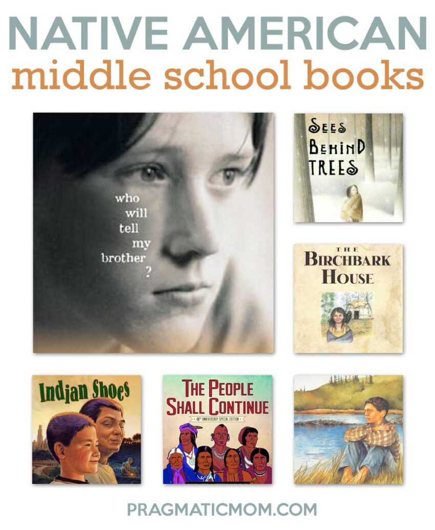 Top 10: Best Native American Middle School Books