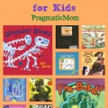 our favorite dinosaur books for boys