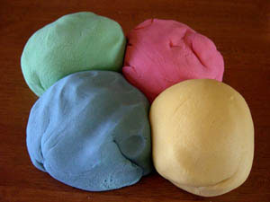 best homemade play dough playdough recipe from martha stewart PragmaticMom