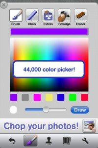 Doodle Buddy app iPad PragmaticMom best drawing apps for kids children preschoolers
