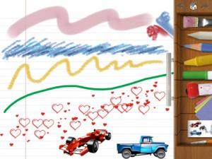 Drawing Pad iPad app for drawing kids PragmaticMom Pragmatic Mom