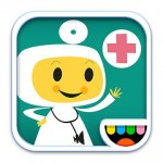 Toca Doctor app for kids,