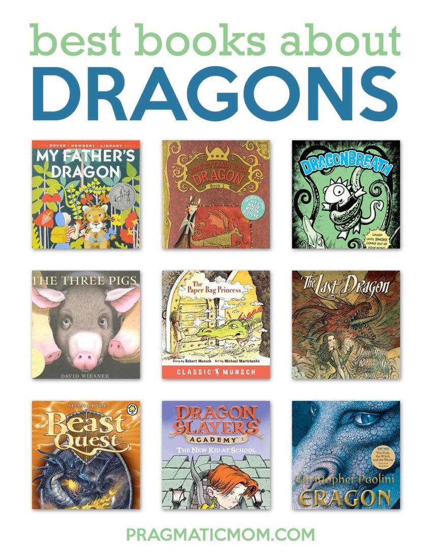 Best Dragon Children's Books