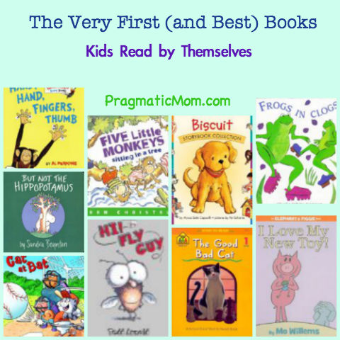 instead of Bob books, best early readers for kids, best easy readers for kids, first books kids can read by themselves.