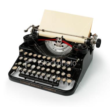 vintage typewriter,how to type touch, type, keyboard, teaching kids to type
