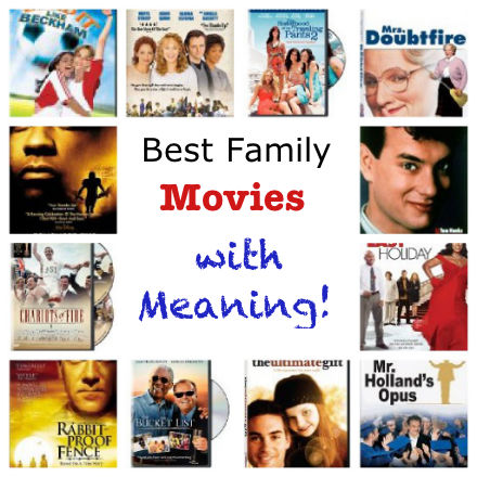 Best movies for families, best family movies, best movies with meaning for kids, best movies with meaning, best movies that teach