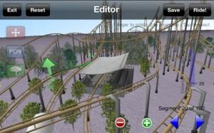 Coaster Physics iPhone iPad science best app PragmaticMom game