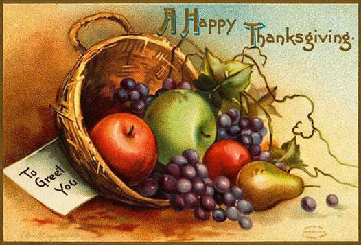 Happy Thanksgiving PragmaticMom