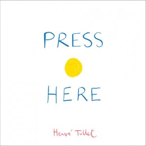 Press Here, best picture books, pictures book, picture books, books for kids