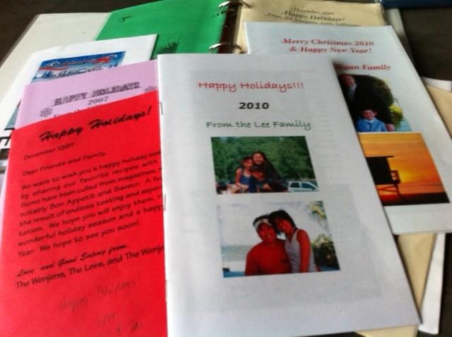 holiday traditions recipe holiday card PragmaticMom