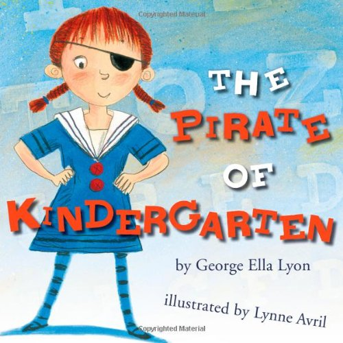The Pirate of Kindergarten, special needs picture books, books for kids