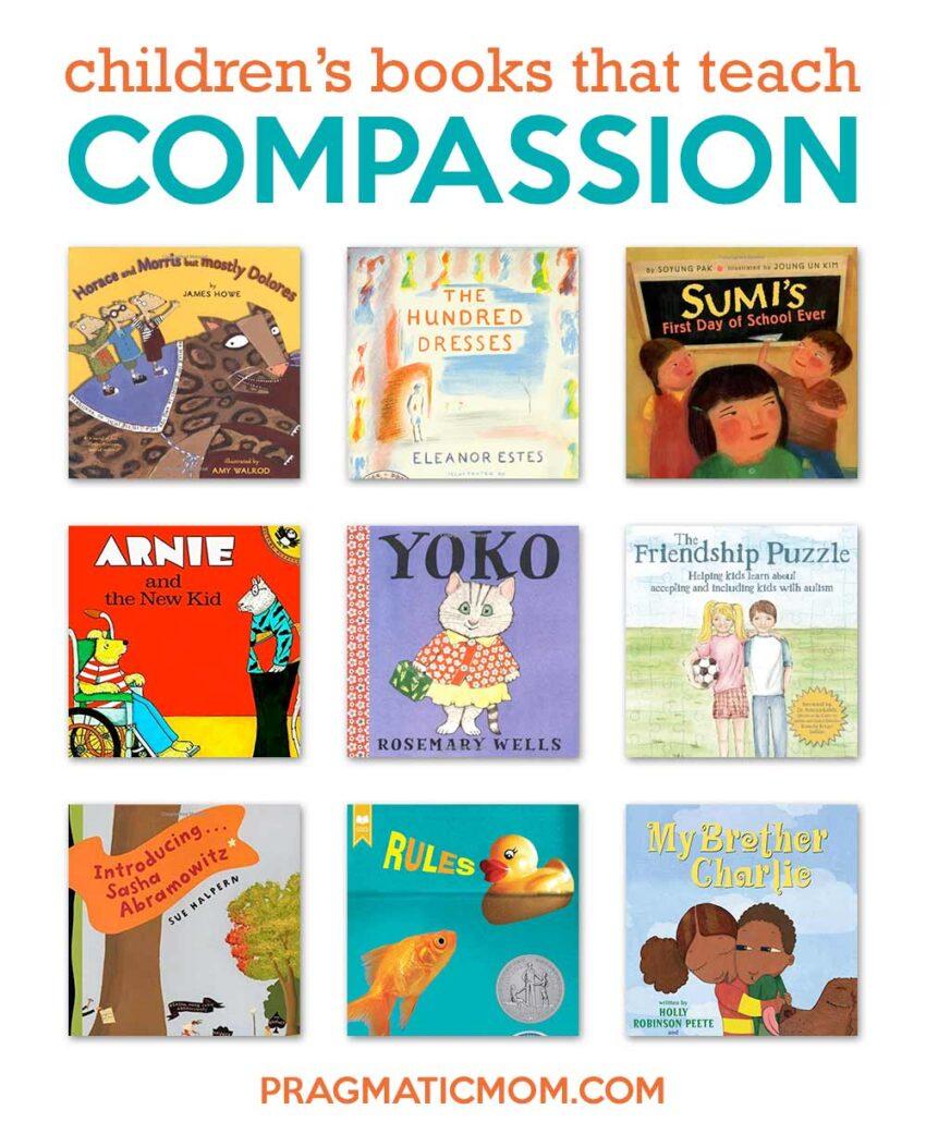 Books That Teach Kids Compassion