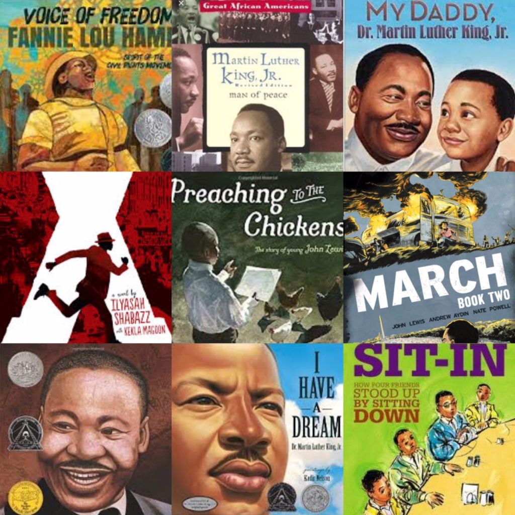 Civil Rights Movement Books for Kids
