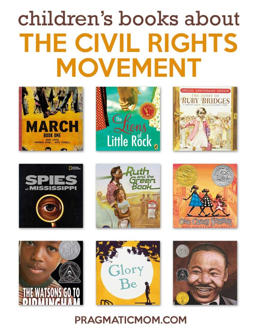 Best Children's Books On Civil Rights Movement