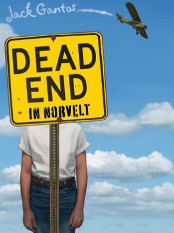 Dead End in Norvelt, Newbery Winner, 2012 Newbery Winner, Jack Gantos, best chapter book, best chapter books for kids, chapter books, chapter book