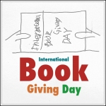 International Book Giving Day Valentine's Day February 14th PragmaticMom Pragmatic Mom
