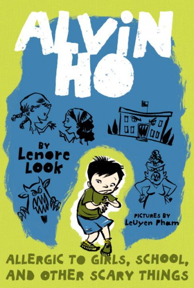 Alvin Ho, chapter book series, books for boys, Lenore Look, Asian chapter books, chapter book, PragmaticMom