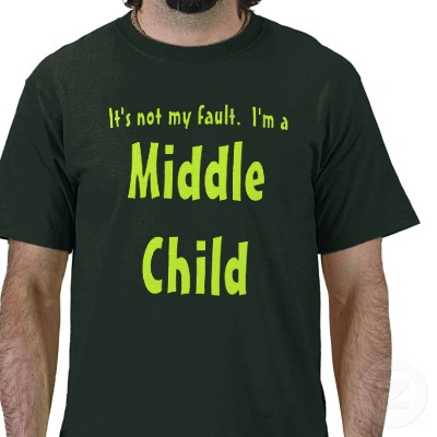 middle child, personality, success, PragmaticMom, Pragmatic Mom, birth order and personality, middle child personality traits,