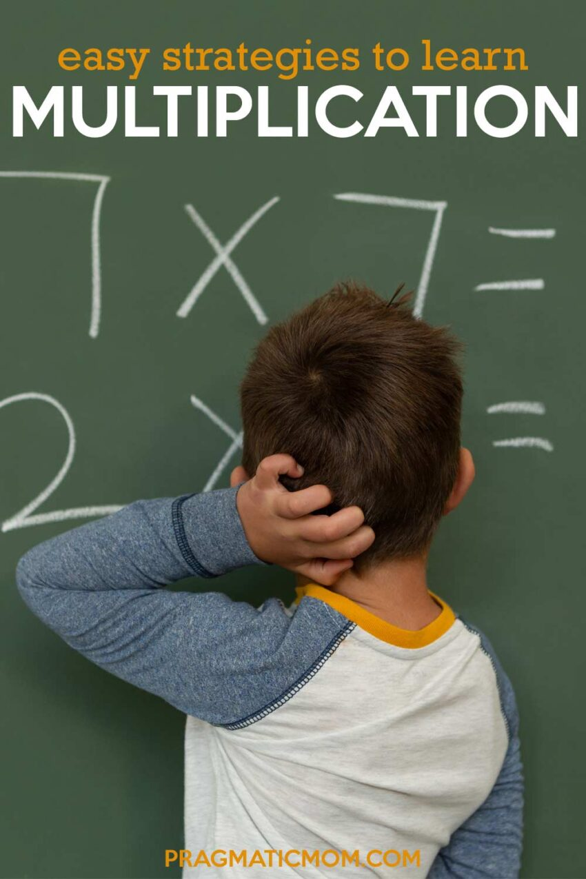 Easy Strategies to Learn Multiplication Facts
