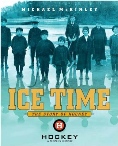Icetime, hockey books for boys, hockey chapter books, 3rd grade chapter books,
