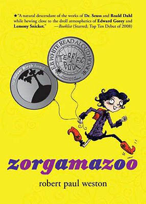 Zorgamazoo, Massachusetts Book Awards, PragmaticMom