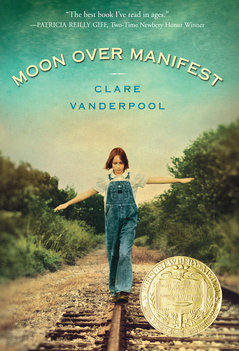Moon Over Manifest, Clare Vanderpool, webchat, Random House, Newbery chapter book, 5th grade chapter book