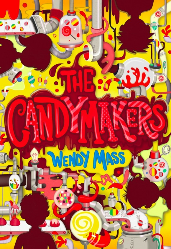 The Candymakers, Wendy Mass, 6th grade chapter books, books for boys, books for middle school boys,