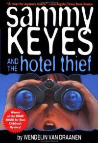 Sammy Keys and the Hotel Thief