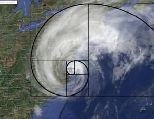 http://xahlee.info/math/fibonaci_spiral_hurricane.html