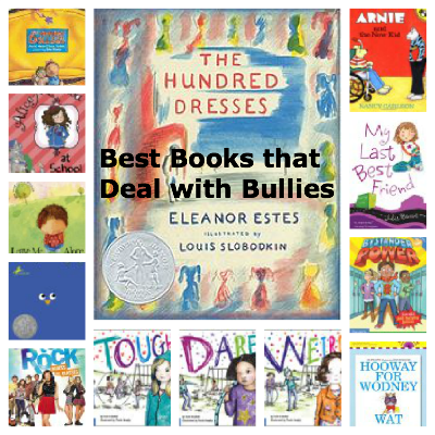 best books that deal with bullies, best books for kids that deal with bullying