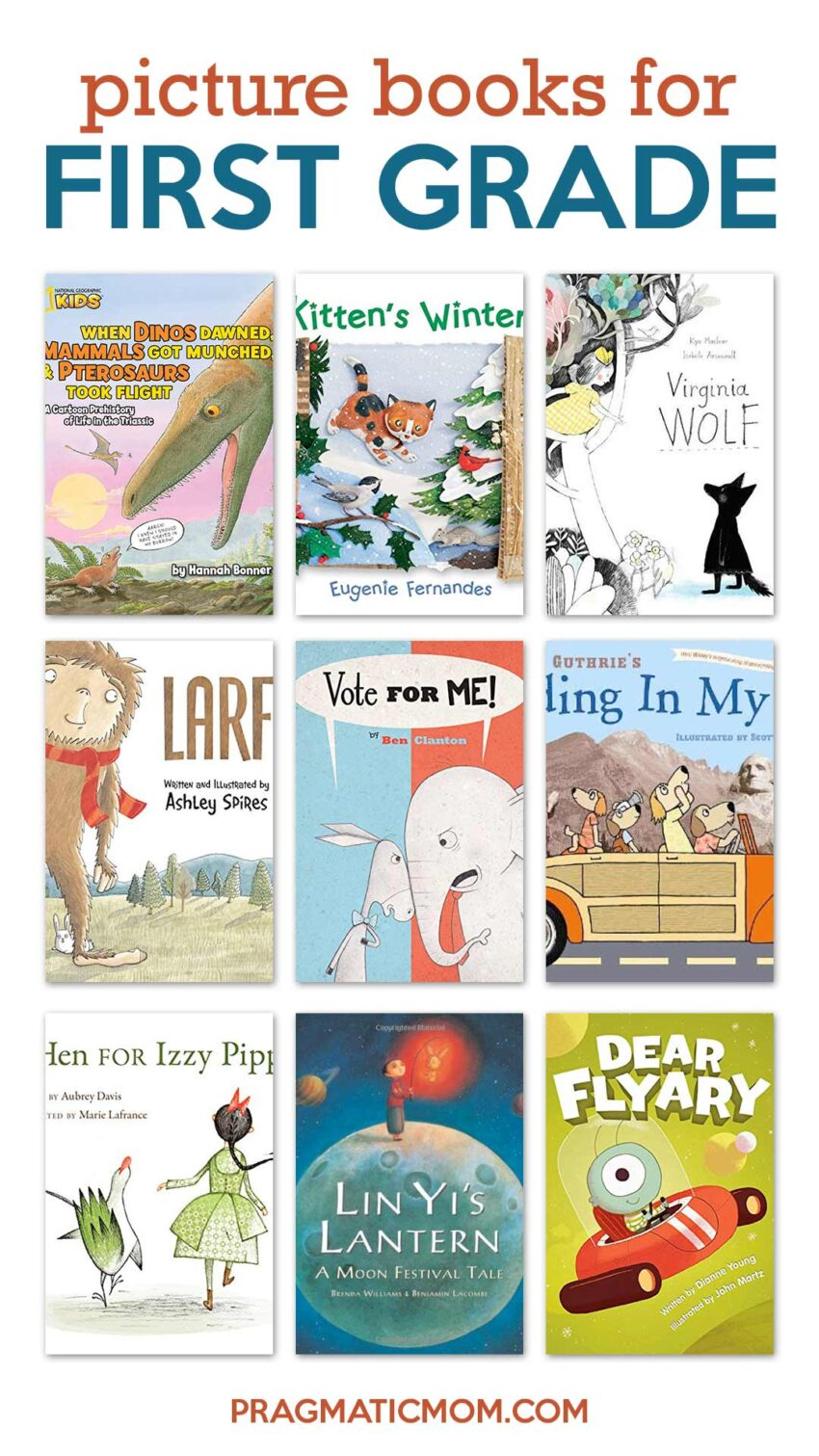 Picture Books for 1st Grade